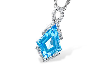 B300-02095: NECK 2.40 BLUE TOPAZ 2.53 TGW